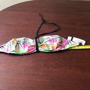 A266 Freya Swim Bikini Underwire top Size 30G